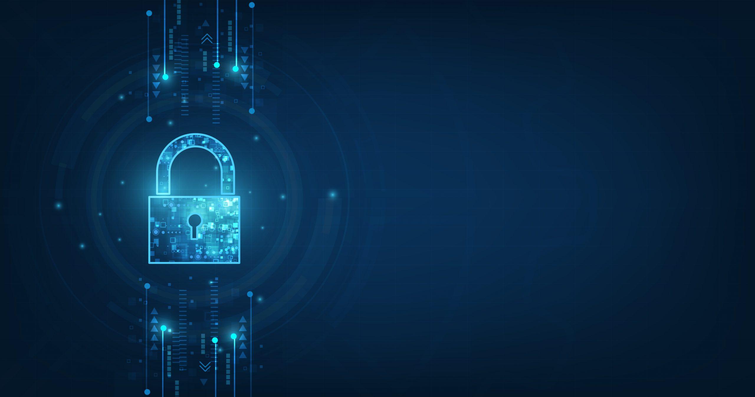 Cyber Security_Padlock